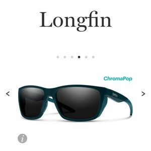 Nwt SMITH Longfin sunglasses